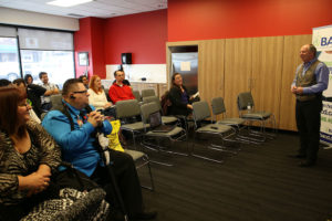 CORE21 event room