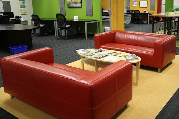 CORE21 Lounge Spaces