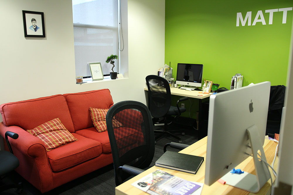 CORE21 Private Offices