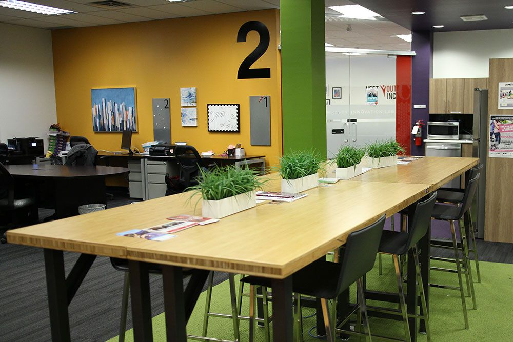 CORE21 coworking space